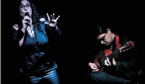 Ana Sofia Stamponi y Nico Pérez